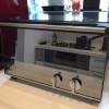 モダンデザイン!ツインバードのミラーガラスオーブントースターのお手入れ方法。